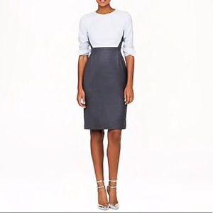 """NWT J.CREW """"Clara"""" Mixed Textile Career Dress!"""